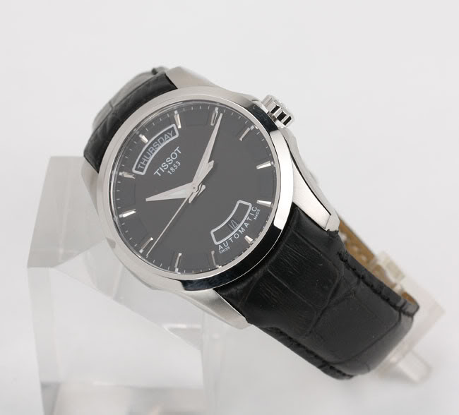 Đồng hồ Tissot T035.407.16.051.00 mặt đen
