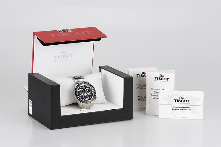 Đồng hồ Tissot 1853 cơ T044.417.21.041.00 T-sport set trọn bộ sản phẩm.