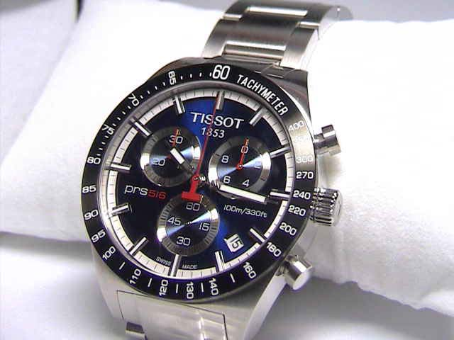 Đồng hồ Tissot 1853 cơ T044.417.21.041.00 T-sport mặt trước kính sapphia.