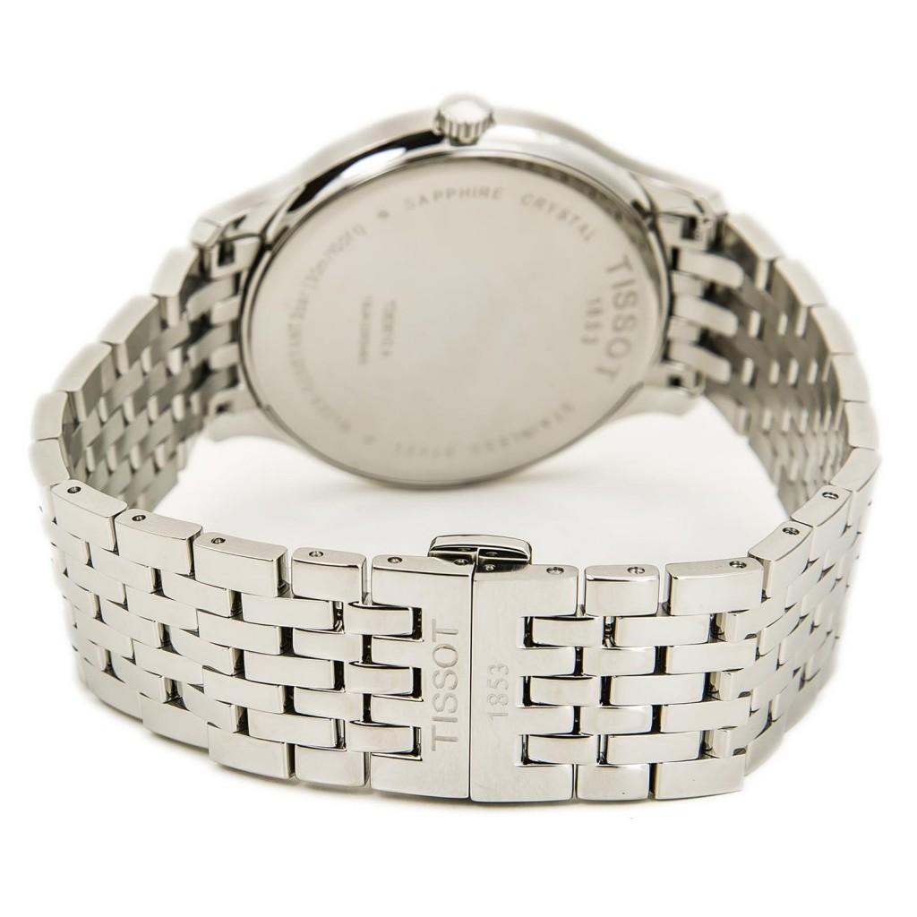 đồng hồ Tissot 1853 T063.610.11.067.00 mặt lưng