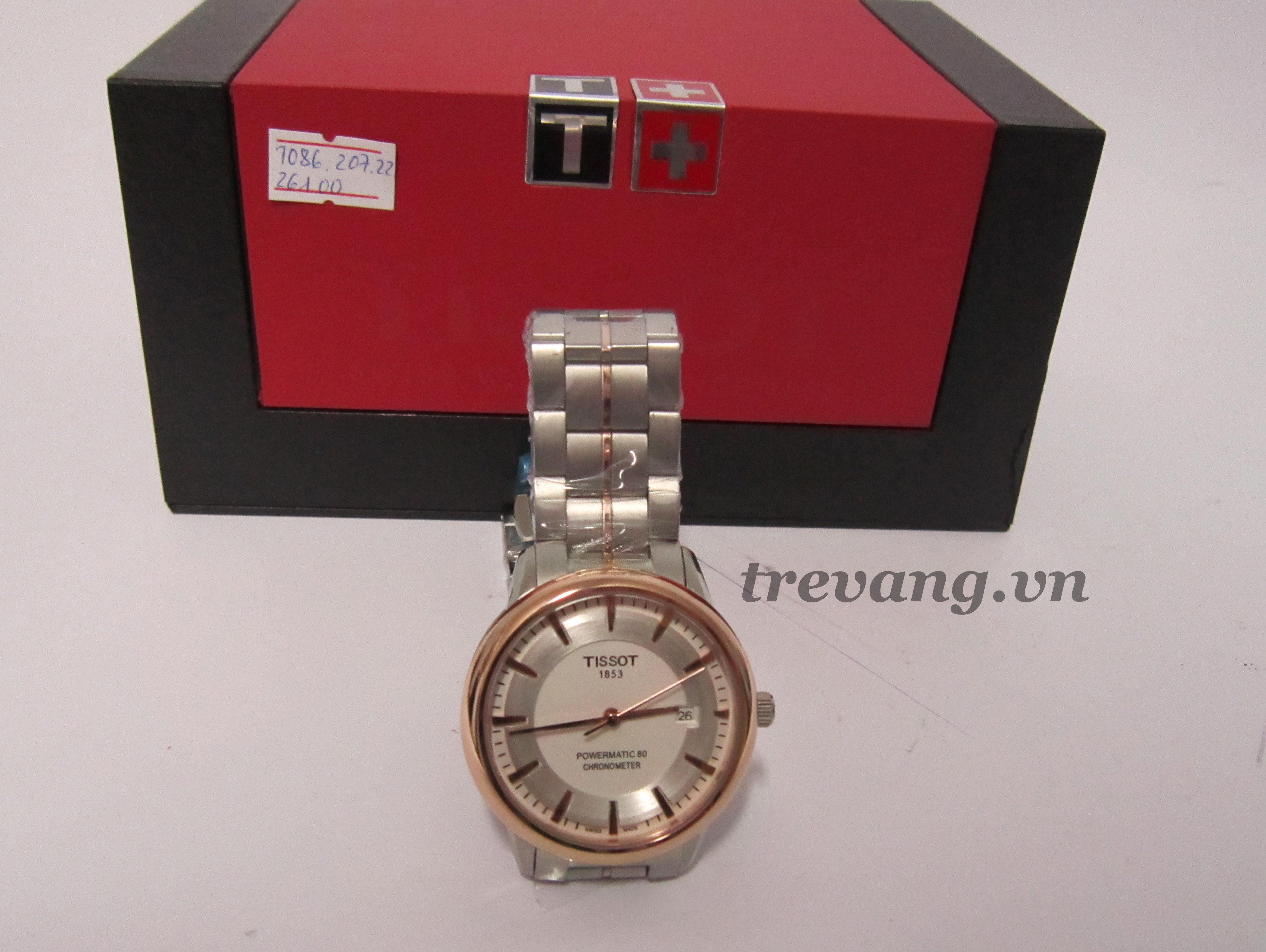 Đồng hồ nam Tissot 1853 T086.207.22.261.00 đẹp đa chiều
