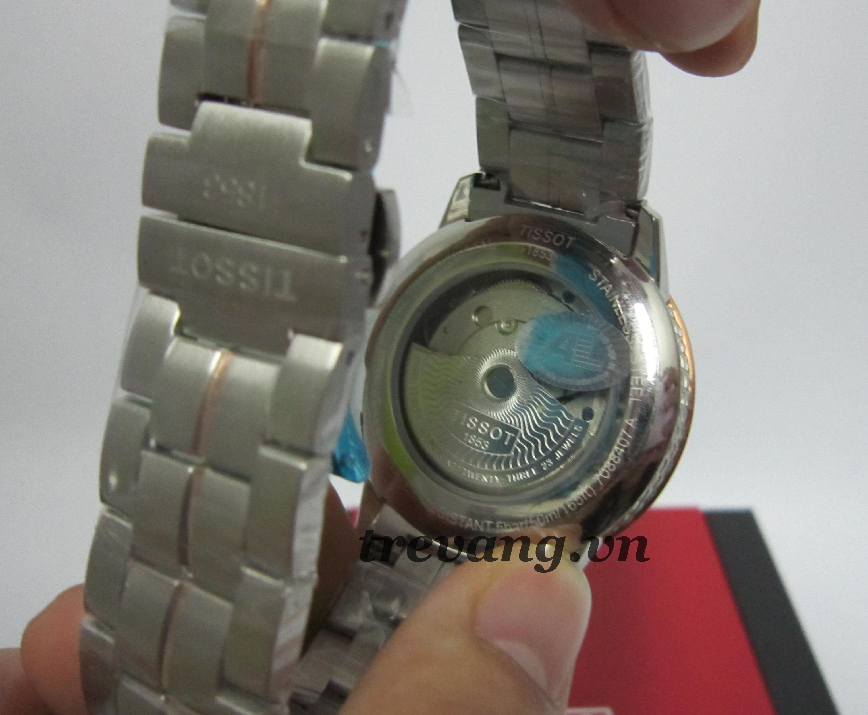 Đồng hồ nam Tissot 1853 T086.207.22.261.00 mặt sau
