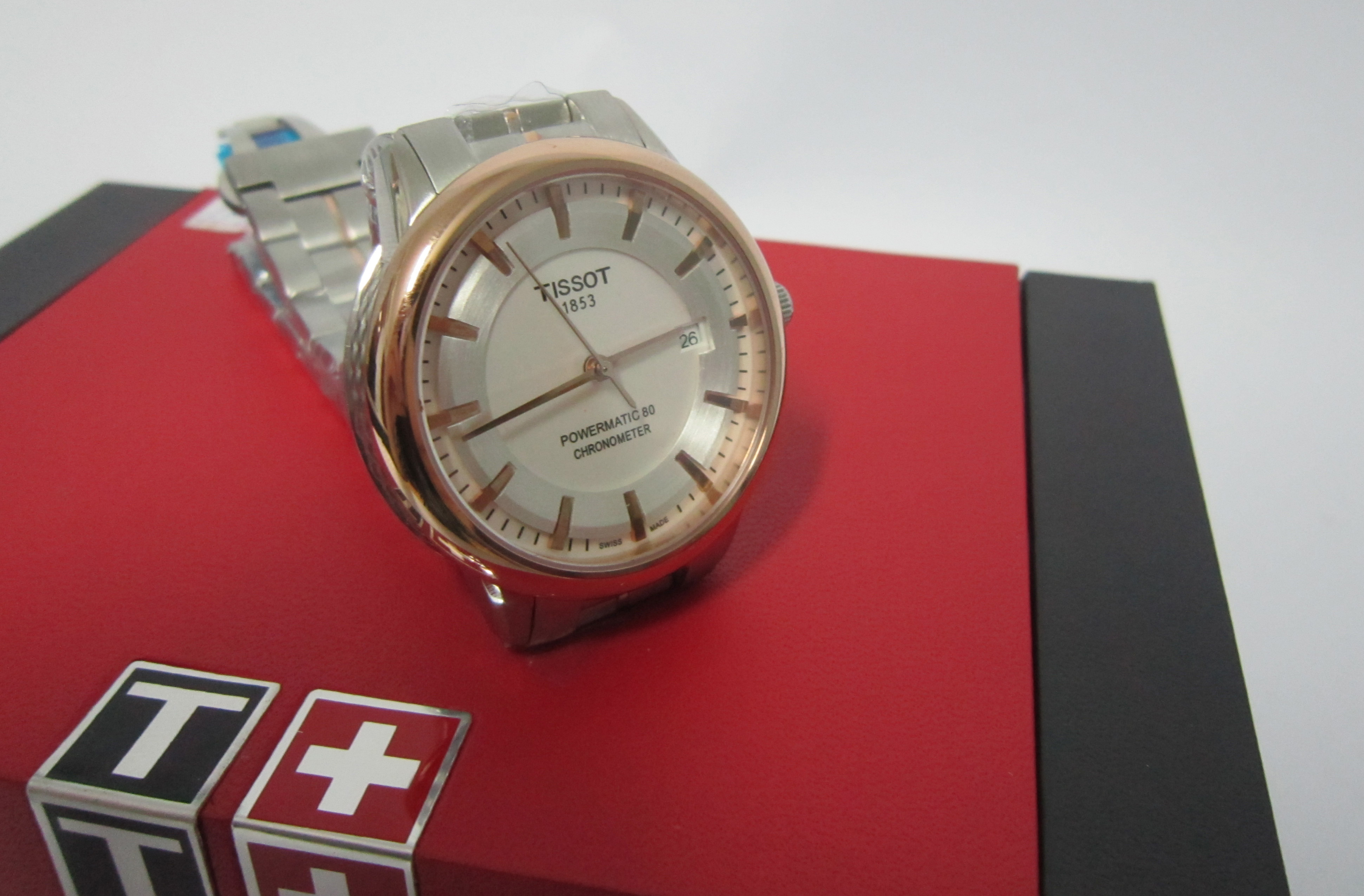 Đồng hồ nam Tissot 1853 T086.207.22.261.00