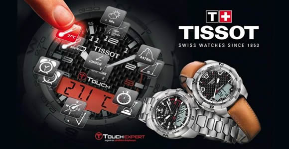 Đồng hồ Tissot T-touch