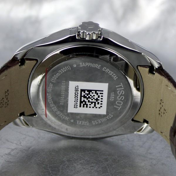 Đồng hồ nam Tissot 1853 T035.410.16.031.00 mặt lưng