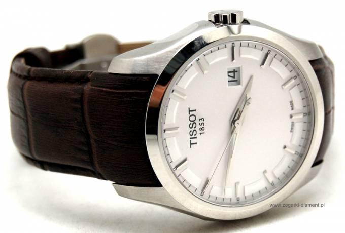 Đồng hồ nam Tissot 1853 T035.410.16.031.00 dây da cao cấp