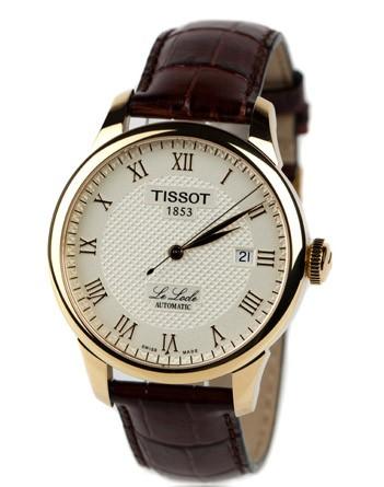 Tổng quan đồng hồ nam Tissot 1853 T41.5.413.73 Le Locle