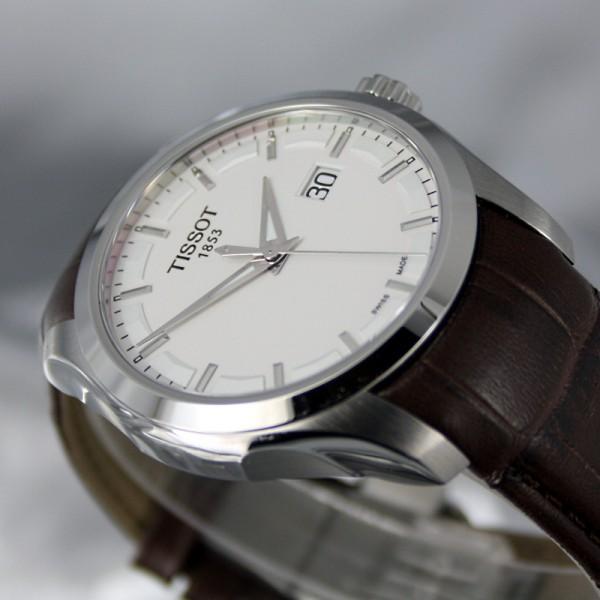 Đồng hồ nam Tissot 1853 T035.410.16.031.00 mặt kính sapphire