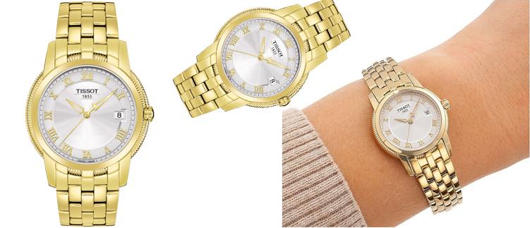 Đồng hồ Tissot Automatic 1853 T031.410.33.033.00