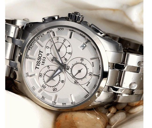 Đồng hồ Tissot Nam T035.617.11.031.00 thiết kế tinh tế