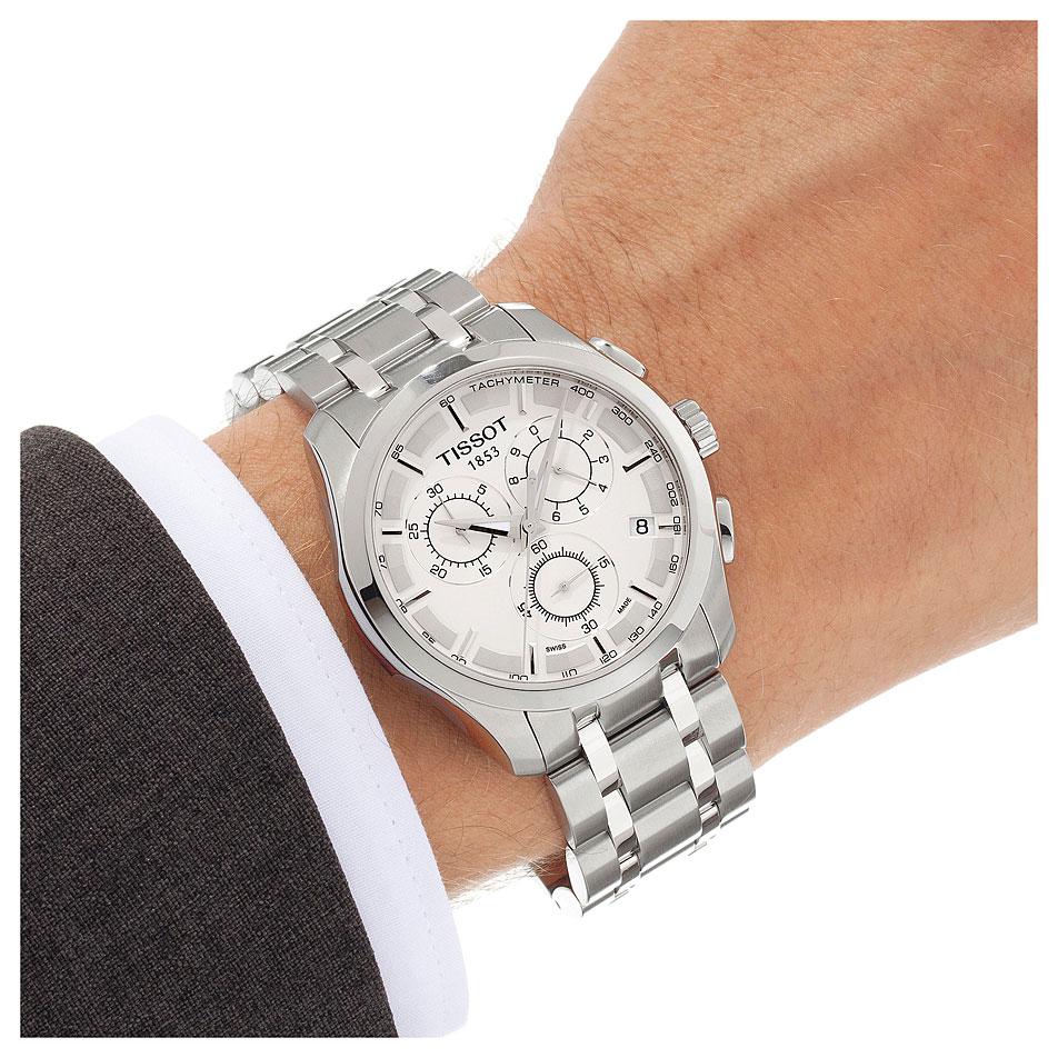 Đồng hồ Tissot 1853 Nam T035.617.11.031.00 khẳng định phong cách