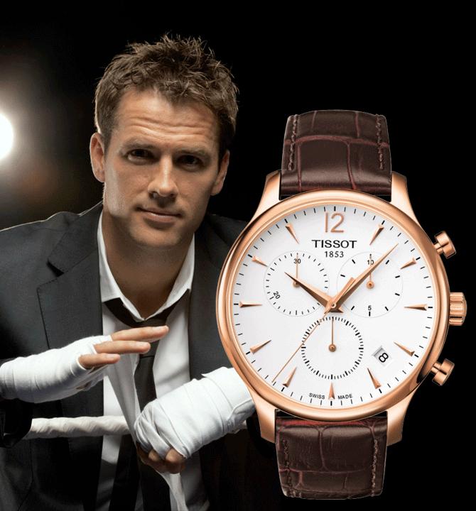 Đồng hồ Tissot T063.617.36.037.00 phong cách