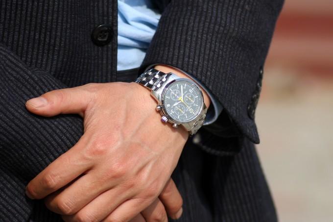 Đồng hồ Tissot nam T17.1.586.42 mạnh mẽ lịch lãm