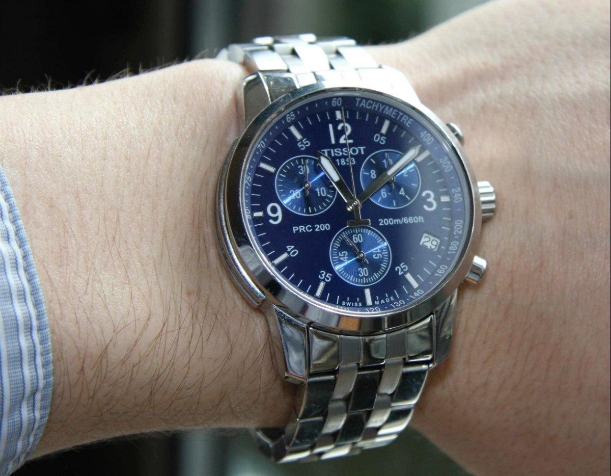 Đồng hồ Tissot nam T17.1.586.42 3 sang trọng mạnh mẽ
