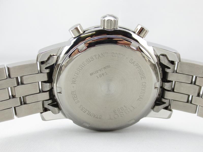 Đồng hồ Tissot nam T17.1.586.42 3 mấu chốt