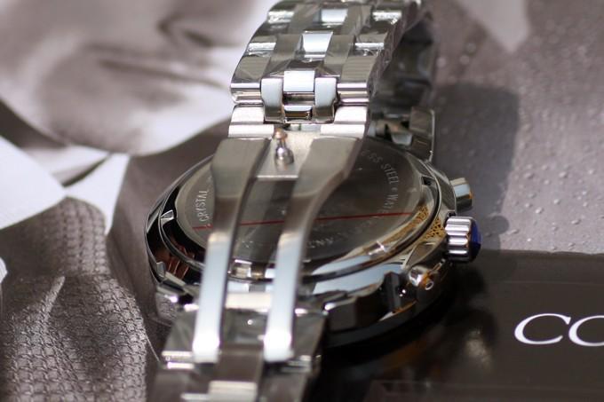 Đồng hồ Tissot nam T17.1.586.42 3 mật gấp linh hoạt