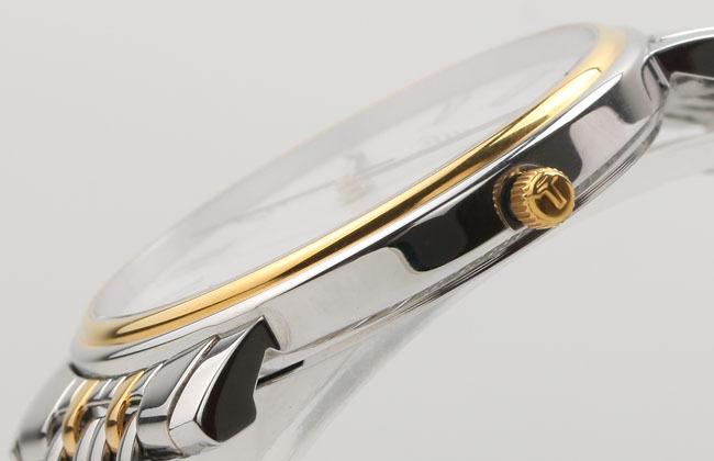 đồng hồ Tissot 1853 T52.2.481.31 mỏng có chốt tinh tế