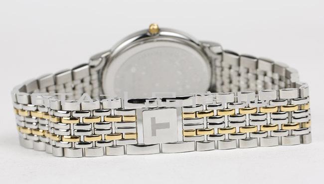 đồng hồ Tissot 1853 T52.2.481.31 chốt gập