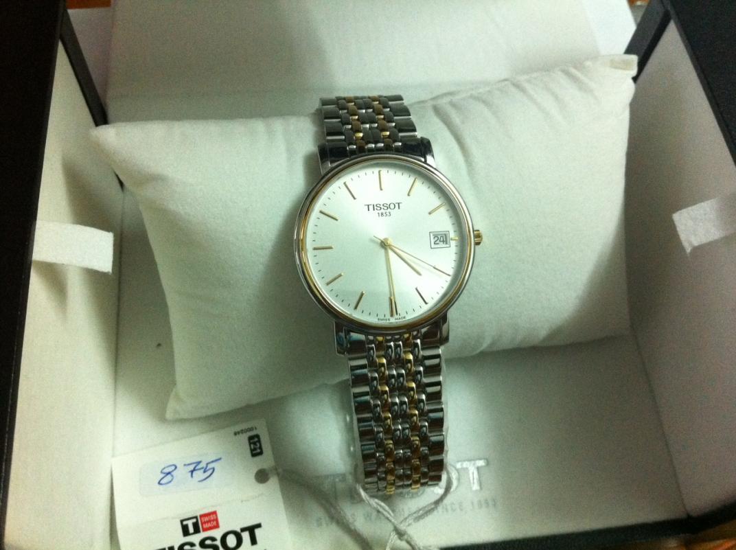 đồng hồ Tissot 1853 T52.2.481.31