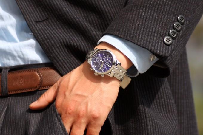 Đồng hồ Tissot PRC 200 T17.1.586.42 sang trọng
