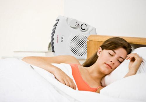 Quạt sưởi 2 chiều Elpine mang tới giấc ngủ ngon giữa màu đông lạnh giá