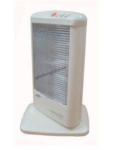 Quạt sưởi Samsung SN-305A công suất 1200W làm ấm nhanh tiết kiệm năng lượng tiêu thụ.