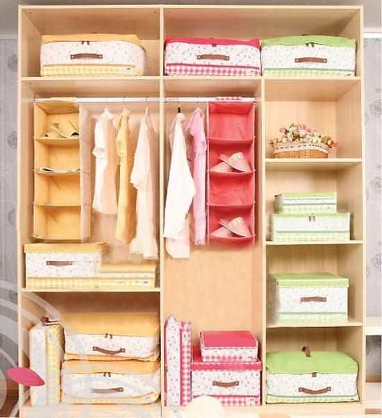 Máy sấy quần áo Pusan giữ quần áo cả gia đình luôn thơm tho.
