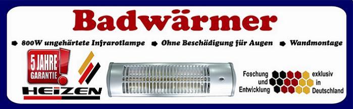Đèn sưởi nhà tắm Heizen HE-IT610 ấm áp mùa đông