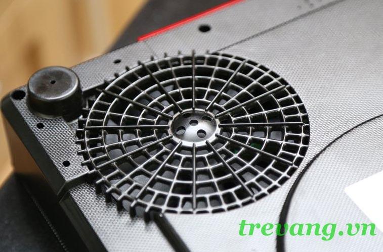 Bếp điện hồng ngoại Sanaky AT-2101 HG quạt thông gió