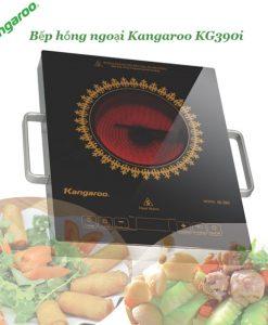 Bếp hồng ngoại Kangaroo KG390i an toàn dễ sử dụng