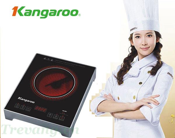 Bếp hồng ngoại đơn Kangaroo KG385i thân thiện với môi trường