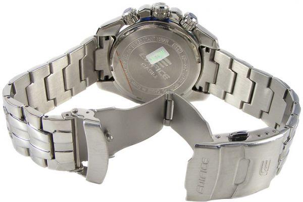 Chốt gập và dây đeo Đồng hồ nam Casio EF-550D-7A