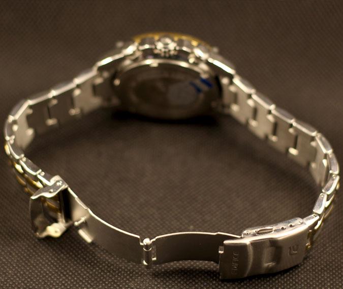 Đồng hồ nam Casio EF-550SG-9A dây đeo hợp kim chống han ghỉ