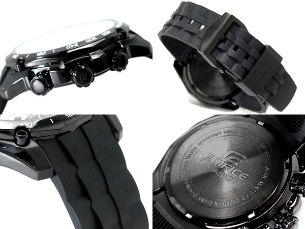 Dây đeo, lưng, chốt gập Đồng hồ Casio nam EF-550PB-7A