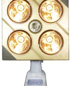 Đèn sưởi ấm Kottmann K4B-G 4 bóng