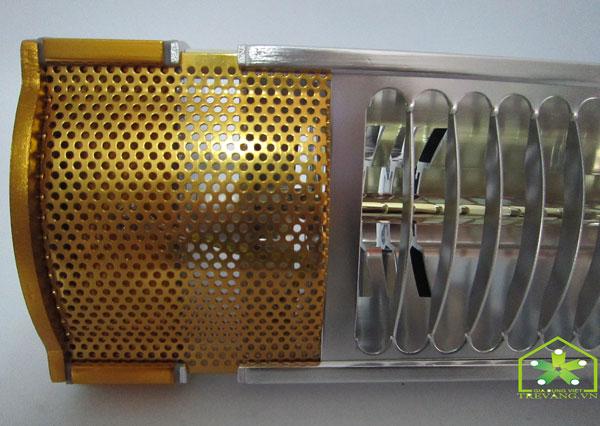 Đèn sưởi nhà tắm HE-IT110 mạ vàng đồng