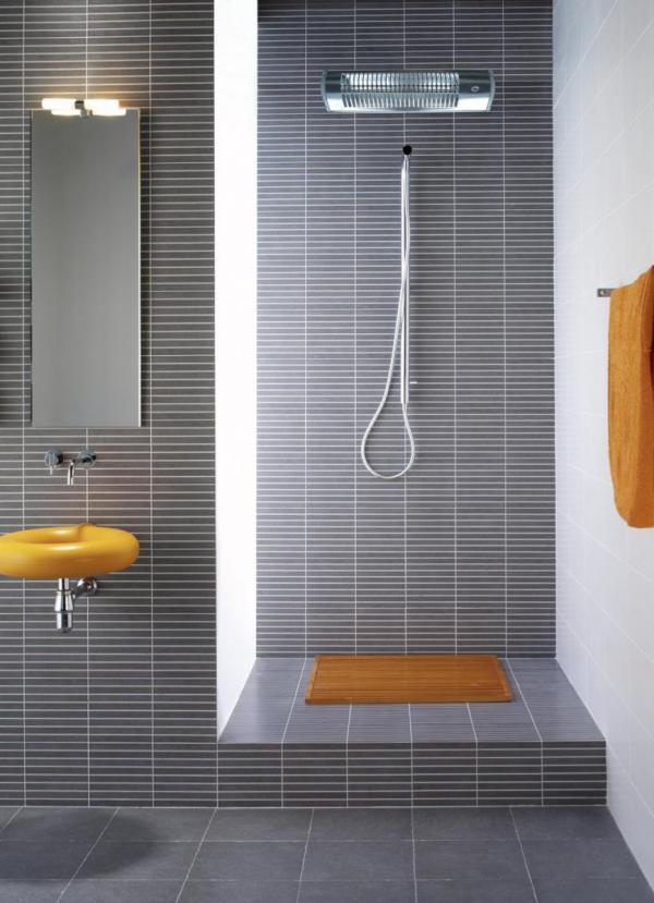 Đèn sưởi nhà tắm Heizen HE-IT610 trong phòng tắm