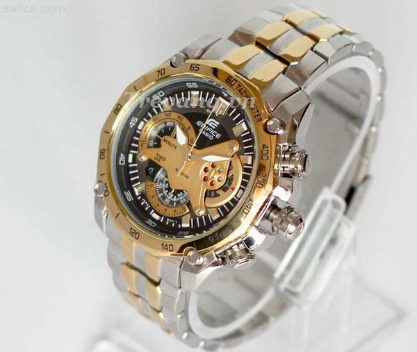 Đồng hồ Casio Edifice EF-550SG-1A cá tính năng động