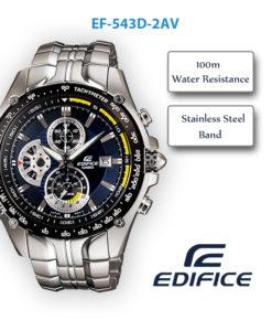 Đồng hồ Casio chính hãng EF-543D-2A
