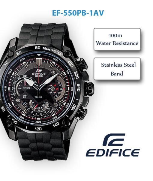 Đồng hồ Casio chính hãng EF-550PB-1AĐồng hồ Casio chính hãng EF-550PB-1A