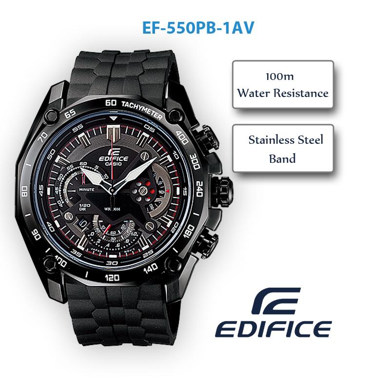 Đồng hồ Casio chính hãng EF-550PB-1A