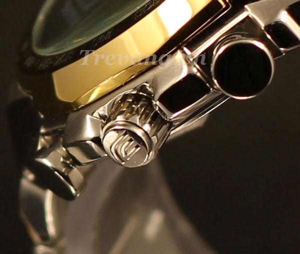 Đồng hồ Casio nam EF0554SG-7A 3 nút chỉnh giờ nhỏ gọn