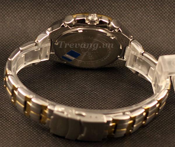 Đồng hồ Casio nam EF0554SG-7A dây đeo kim loại