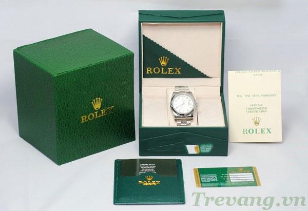 Đồng hồ Rolex nam chính hãng R.701 Full Setbox