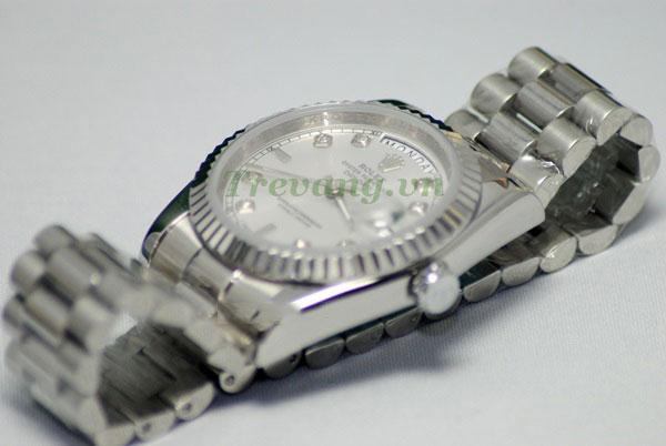 Đồng hồ Rolex nam chính hãng R.701 dây đeo hợp kim cao cấp