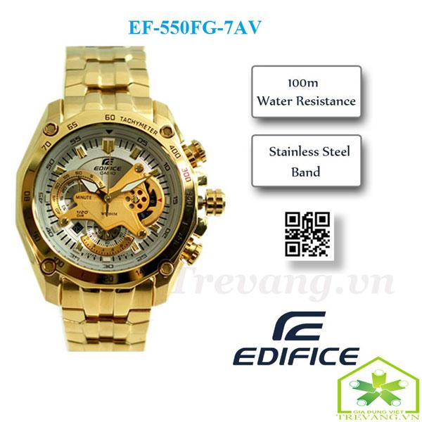 Đồng hồ đeo tay EF-550FG-7A
