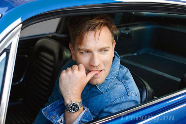 Đồng hồ Rolex nam R.1000 trên tay mẫu ảnh
