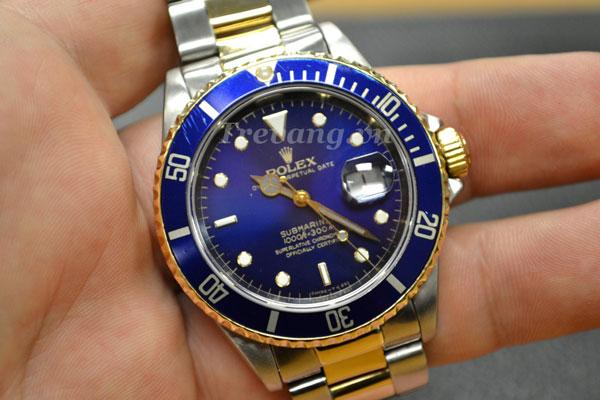 Đồng hồ Rolex nam R.1000 mạ vàng công nghệ PVD Thuỵ SỸ