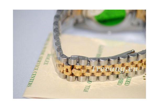 Đồng hồ đeo tay nam Rolex R.602 thiết kế dây đeo hợp kim cao cấp