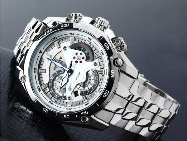 Đồng hồ nam Casio EF-550D-7A thể thao năng động